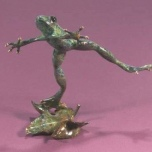 Frog, Forest Jump